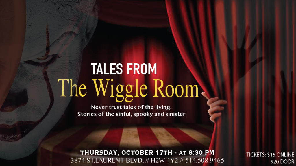 Tales from the Wiggle Room